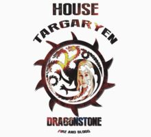 House Targaryen by seazerka