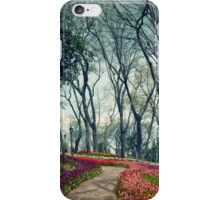 tulip park iPhone Case/Skin