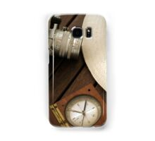 retro photograph camera Samsung Galaxy Case/Skin