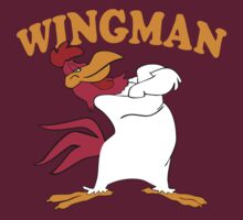 Foghorn Leghorn Wingman by irreversible
