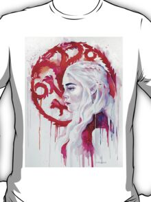 Daenerys Targaryen - game of thrones 4 T-Shirt
