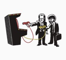 Pulp fiction arcade by RobertKShaw