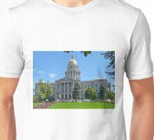 Capitol Building, Denver, Colorado, USA Unisex T-Shirt