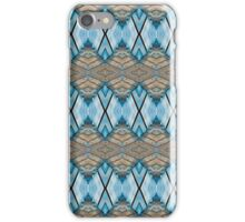 wooden abstract iPhone Case/Skin