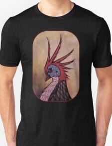 Hoatzin From Paint Along T-Shirt
