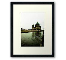Berlin Series | 5 Framed Print