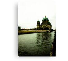 Berlin Series | 5 Canvas Print