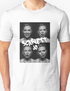 Faces of Scarlett Johansson  T-Shirt