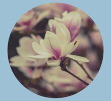 magnolias One Piece - Short Sleeve