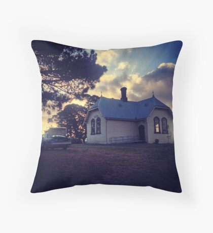 Community, Love, Life Throw Pillow