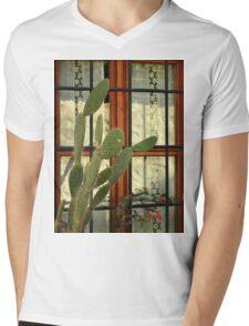 bodrum window Mens V-Neck T-Shirt