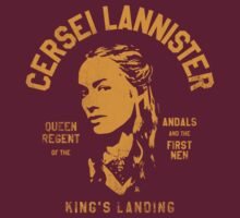 Game of Thrones Cersei Lannister 1 by nofixedaddress