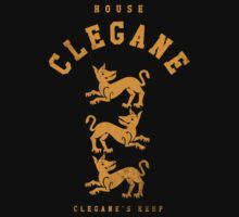 Game of Thrones House Clegane by nofixedaddress