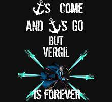 Vergil is Forever Black Unisex T-Shirt