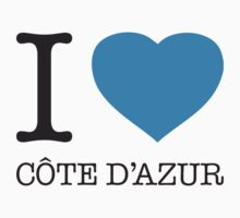 I ♥ COTE D'AZUR by eyesblau