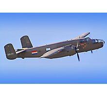B-25J Mitchell - Shoreham 2013 Photographic Print
