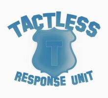 TACTLESS Response unit with shield badge by jazzydevil