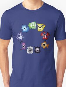 Pokemon Lanterns T-Shirt