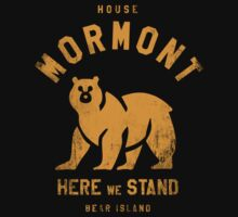 Game of Thrones House Mormont by nofixedaddress