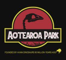 Aotearoa Park (Moa skull) by PurpleMoose