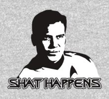 Shat happens - Star Trek by RobertKShaw