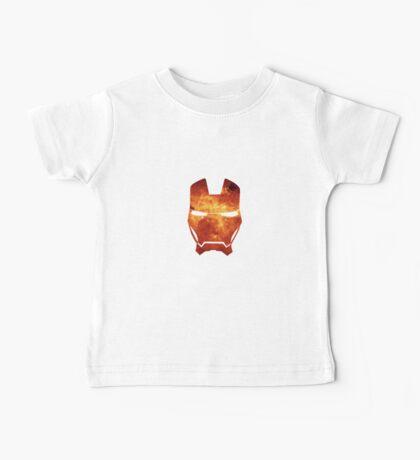 orange helmet Baby Tee