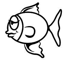 stupid sleepy fish by Motiv-Lady
