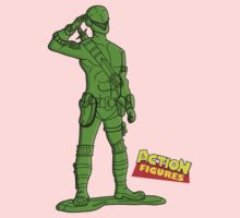 A Real American Hero One Piece - Short Sleeve