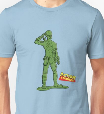 A Real American Hero Unisex T-Shirt