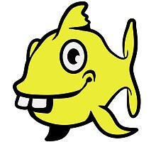 stupid fish by Motiv-Lady