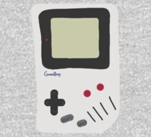 GameBoy One Piece - Long Sleeve