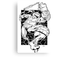TMNT: Michelangelo Canvas Print