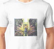 Butterfly man Unisex T-Shirt