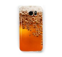 beer detail Samsung Galaxy Case/Skin