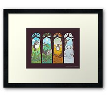 Spirit of the Seasons Framed Print
