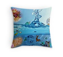 Protect Our Oceans? Throw Pillow
