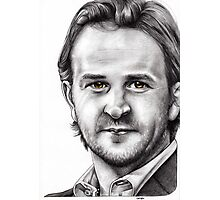 Richard Speight Jr Photographic Print