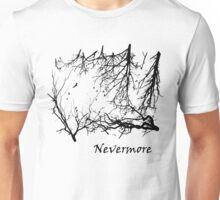 Nevermore (for light t-shirts) Unisex T-Shirt