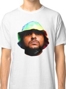 ScHoolboy Q portrait  T-Shirt large Classic T-Shirt