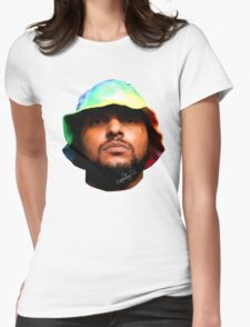 ScHoolboy Q portrait  T-Shirt large T-Shirt