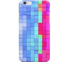tiles background iPhone Case/Skin