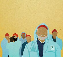 Team Zissou.  by godzillagirl
