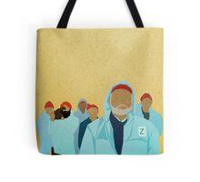 Team Zissou.  Tote Bag
