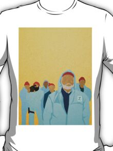 Team Zissou.  T-Shirt