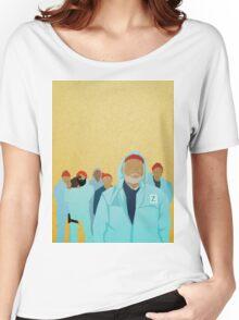 Team Zissou.  Women's Relaxed Fit T-Shirt