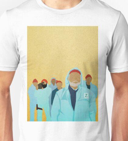 Team Zissou.  Unisex T-Shirt