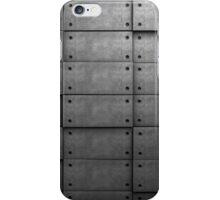 cement blocks iPhone Case/Skin