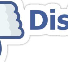 Dislike Sticker