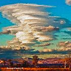 Clouds:  Western Skies by Bunny Clarke