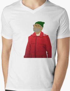The Narrator Mens V-Neck T-Shirt